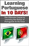 Portuguese: Learn Portuguese In 10 DA...