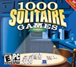 1,000 Solitaire Games (Jewel Case)
