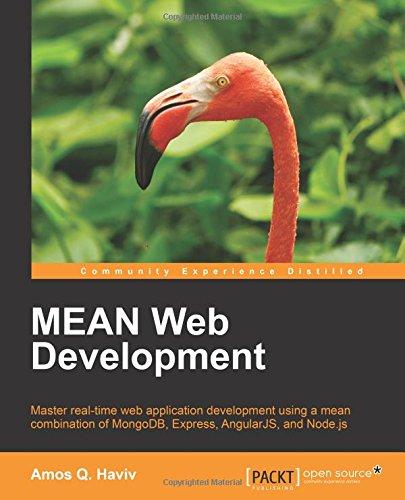 Mean Web Development