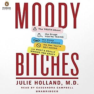 Moody Bitches Audiobook