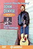 Learn To Play The Songs Of John Denver - Learn to play the Songs of John Denver 4