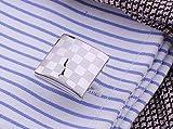 シャツ カフス ビジネス 男性 カフスボタン