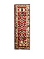 CarpeTrade Alfombra Kazak Super (Rojo/Multicolor)