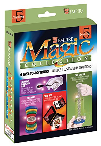 Empire Magic Magician Starter Collection #5 4pc Magic Set