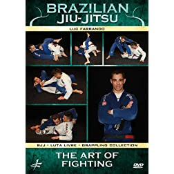 Brazilian Jiu-Jitsu: The Art of Fighting