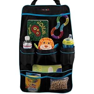 麦肯奇海淘:Munchkin麦肯奇汽车座椅收纳袋 可放玩具奶瓶