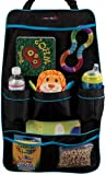 51740ABApcL. SL160  Munchkin Backseat Organizer, Black