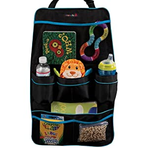 kids' backseat organizer