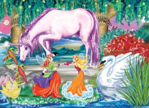 Imagen 2 de Ravensburger - Puzzle infantil  (2X20 piezas)