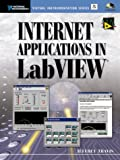 img - for Internet Applications in LabVIEW (With CD-ROM) book / textbook / text book