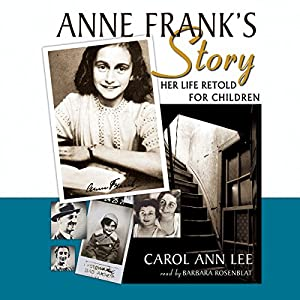 Anne Frank's Story Audiobook