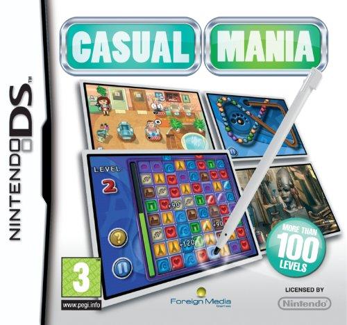 Casual Mania - Nintendo DS - 1