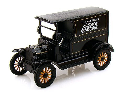 Coca-Cola DieCast 1917 Ford Model T Delivery Truck 1:24 Scale