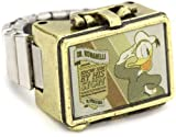 Disney Couture Dr. X Romanelli Donald Duck Lunch Box Ring