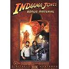 Indiana Jones - Bonus material DVD