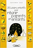 20 Loisirs cratifs pour runir parents et enfants