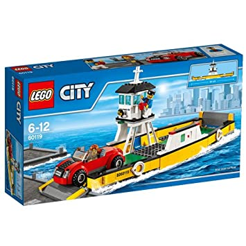 LEGO - 60119 - City - Jeu de construction  - Le Ferry