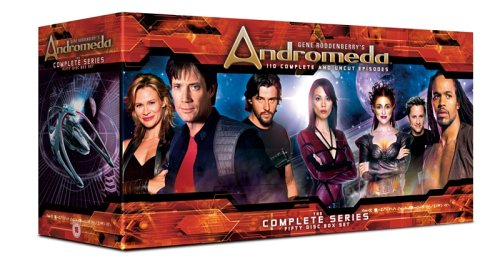 Andromeda - Complete [50 Disc Box Set] [DVD]
