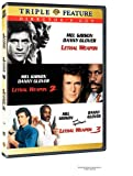 Lethal Weapon 1-3 [DVD] [1987] [Region 1] [US Import] [NTSC]