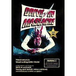 Drive In Massacre [VHS Retro Style] 1977