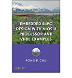 img - for [(Embedded SoPC Design with Nios II Processor and VHDL Examples )] [Author: Pong P. Chu] [Oct-2011] book / textbook / text book