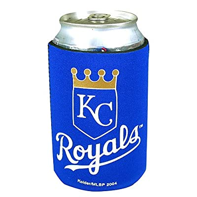 Kolder Kansas City Royals Can Kaddy 4 Pack Set