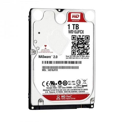 WESTERN DIGITAL WD10JFCX / 1TB SATA 6Gbs 16MB Red Drive / de