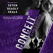 Conceit: Se7en Deadly SEALs, Book 1 | Alana Albertson