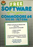 Free Software for Your Commodore 64, Vic 20/Pet, Cbm (0865821224) by Heller, David