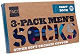 PACT Mens Crew Sock