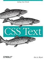 CSS Text Front Cover