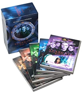 Stargate SG-1 Season 1 Boxed Set movie