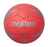 molten(モルテン) ヌエバ3200 H0X3200-2 レッド×シルバー 0号球