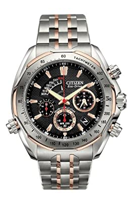 Citizen Men's BZ0016-50E The Signature Collection Eco-Drive Grand Complication Watch
