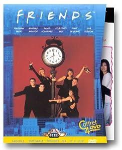 Friends - L'Intégrale Saison 2  - Édition 4 DVD