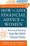 How to Give Financial Advice to Women...