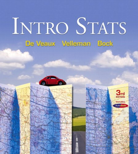 Intro Stats Value Package (includes ActivStats) (3rd...