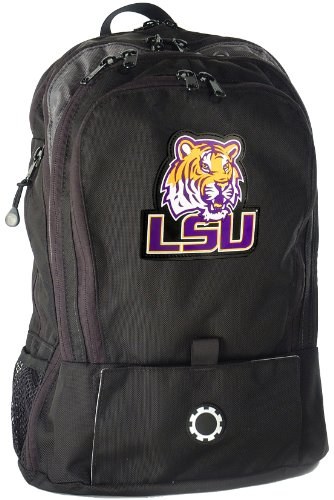 review dadgear backpack collegiate lsu shopping. Black Bedroom Furniture Sets. Home Design Ideas
