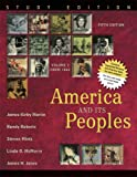 img - for America and Its Peoples: A Mosaic in the Making, Volume 2, Study Edition (5th Edition) book / textbook / text book