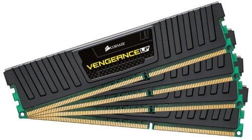 Corsair Vengeance 16GB (4x4GB)  DDR3 1600 MHz (PC3 12800) Desktop Memory (Corsair Power Supply Ax compare prices)