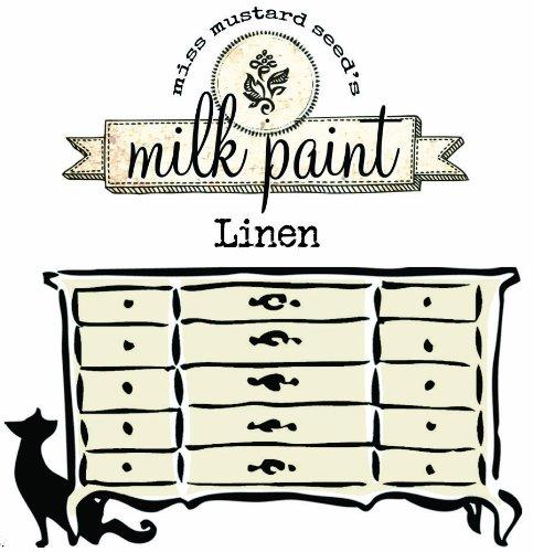 Miss Mustard Seed Milk Paint (Linen)