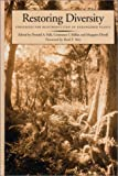 img - for Restoring Diversity: Strategies For Reintroduction Of Endangered Plants book / textbook / text book