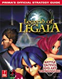 Legend of Legaia: Prima's Official Strategy Guide (0761520880) by Farkas, Bart