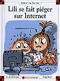 Lili se fait pi�ger sur Internet par Saint-Mars
