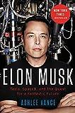 Elon Musk : Inventing the Future (Ecco)