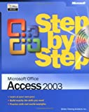 img - for Microsoft  Office Access 2003 Step by Step (Step By Step (Microsoft)) book / textbook / text book