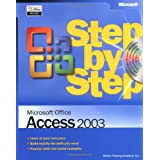 Microsoft� Office Access 2003 Step by Step (Step By Step (Microsoft)) ~ Online Training...