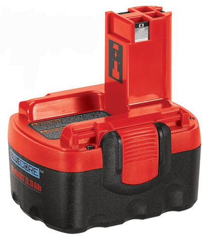 Bosch BAT140 Blue Core 14-2/5-Volt 2.0-Amp Hour NiCad Pod Style Battery