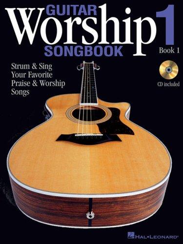 Guitar Worship Songbook, Book 1: Strum & Sing Your...
