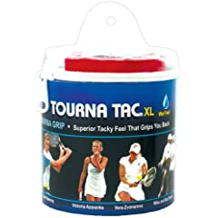 Buy Unique Sports Tourna Tac Overgrip Pack of 30 (Black, X-Large) by Unique Sports